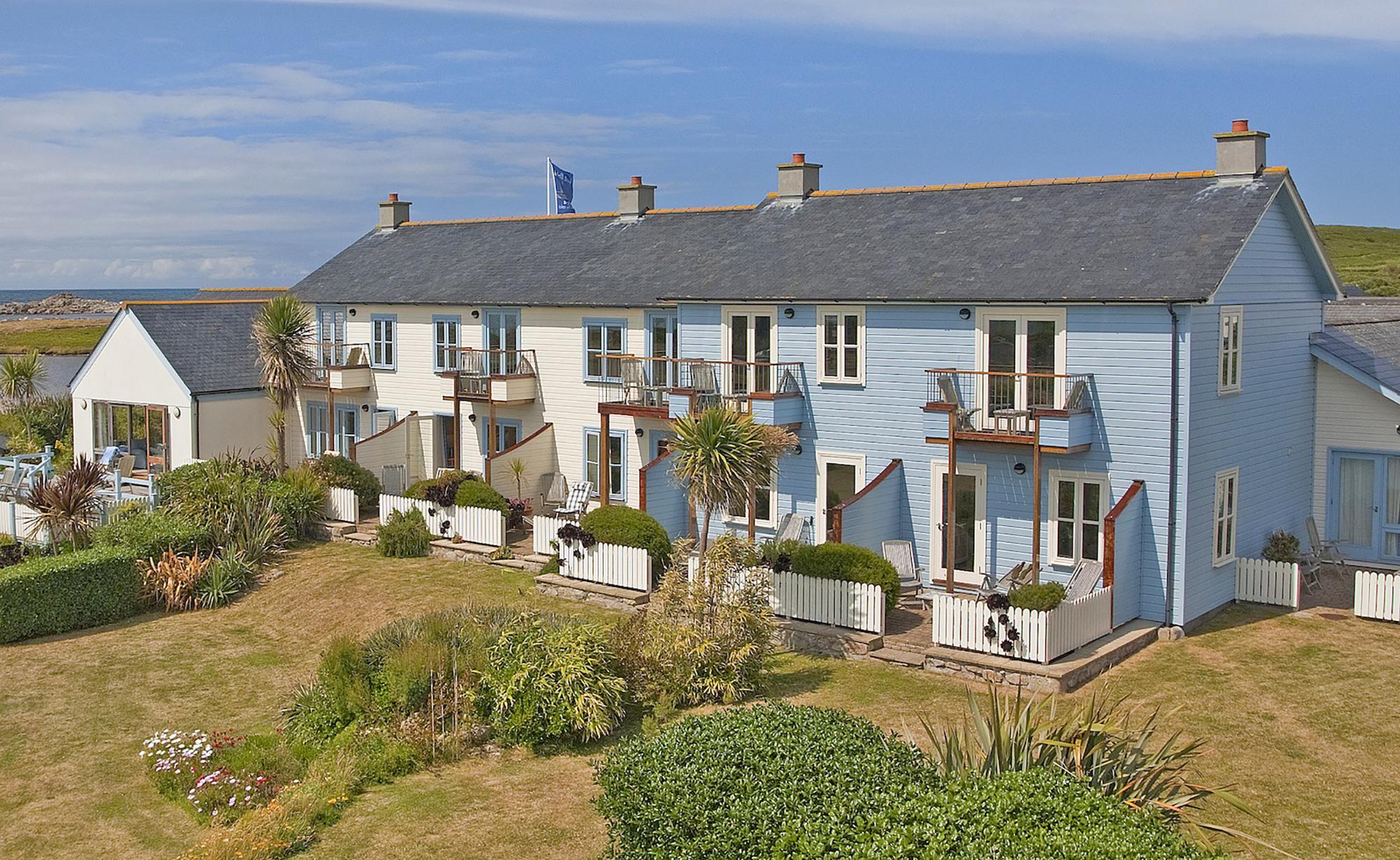 Hell Bay Hotel, Isle of Bryher, UK