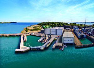 Pendennis Shipyard 2016