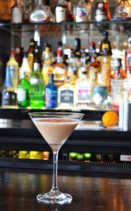 Chocolate orange cocktail 2