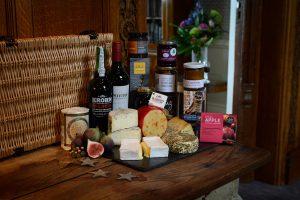 Cheese Shed Christmas Shoot 2015 Credit Paul Glendell - www.glendell.co.uk
